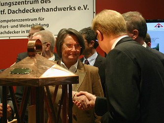 Christa Thoben, Günter Eickel